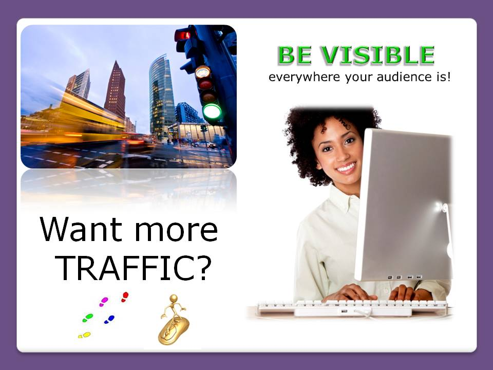 Want More traffic? Be Visible with UNI Media Marketing Solutions